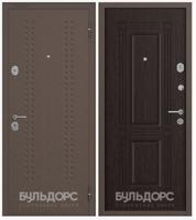 Сейф Дверь металлическая Бульдорс- 14 new венге