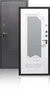 Сейф-дверь Ольга дуб беленый 3 контура уплотнения