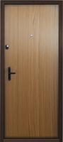 Стальные двери ДПН-50-05 орех