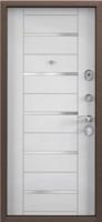 Дверь металлическая Torex Delta-M 10 DPC-1W Вельвет белый