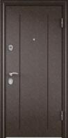 Дверь металлическая Torex Delta-M 10 DPC-1W Венге поперечный