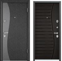 Входная металлическая дверь  Delta-M 12 Color SP-8G / D8 Венге