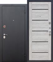 Входная дверь 7,5 см НЬЮ-ЙОРК Царга Дуб санремо светлый