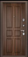 Дверь металлическая  Delta-M 10 D12 Орех Лесной