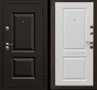 Сейф-Дверь Гранд матовый белый